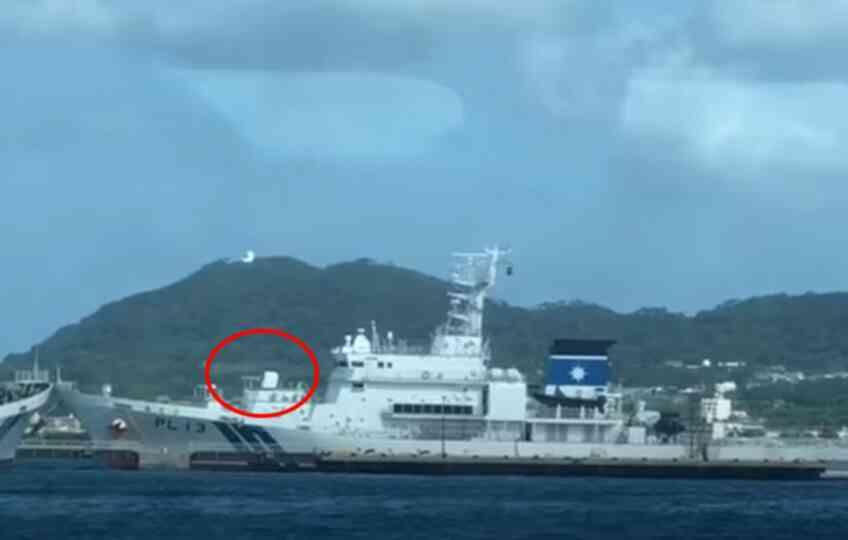石垣海保巡視船