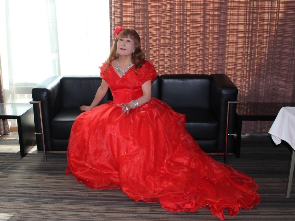 赤ドレスガーデンバレスA(7)