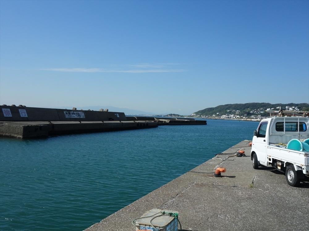 秋谷 漁港