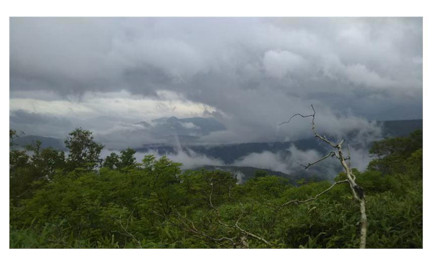 3カムイ天上過ぎからの風景