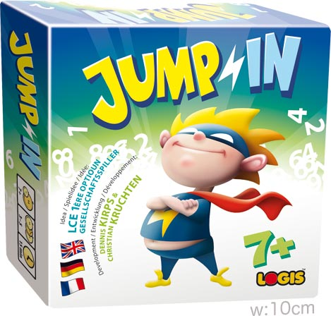 ジャンプイン(新版):箱