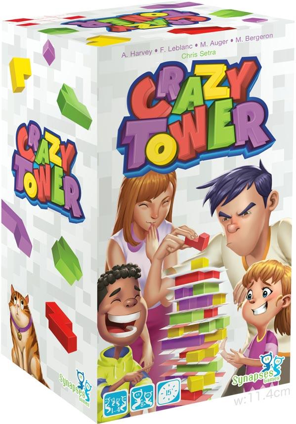 クレイジータワー:箱