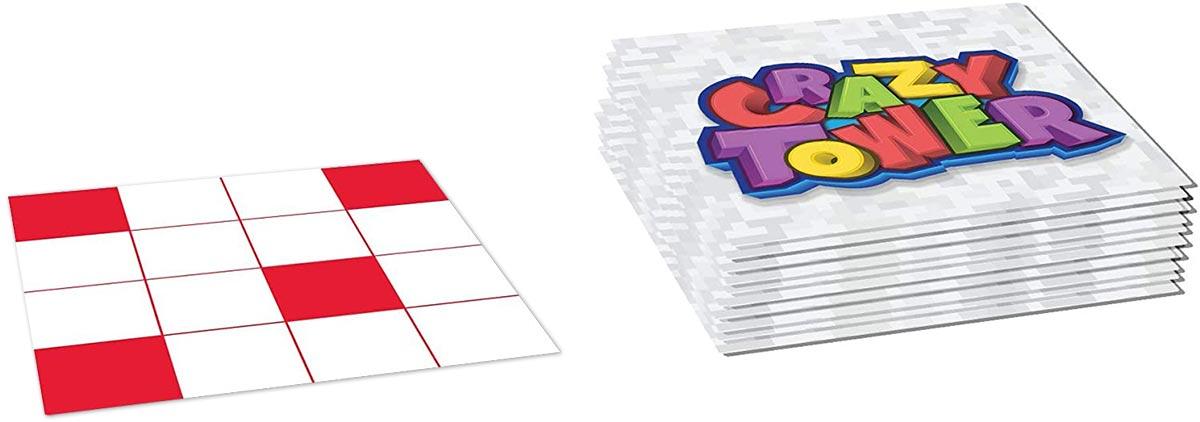 クレイジータワー:カード