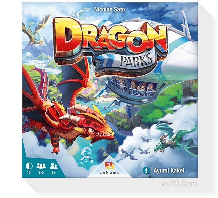 ドラゴンパークス:箱