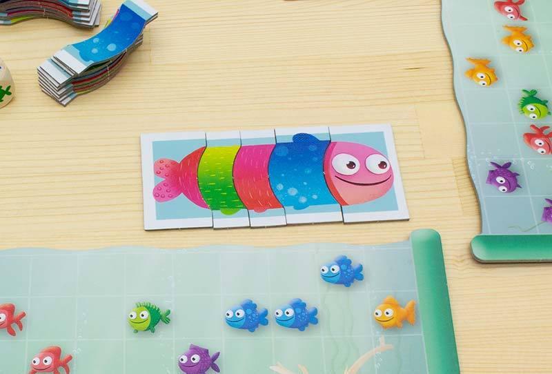 フォトフィッシュ:魚の成長