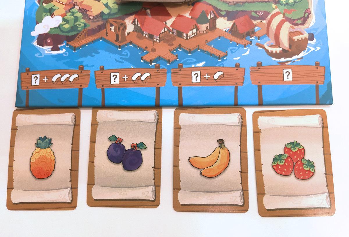 くだものあつめ:果物カード