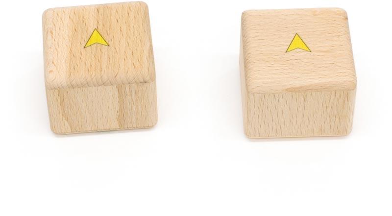 サウンドメモリーキューブ:シンボルでペア判明
