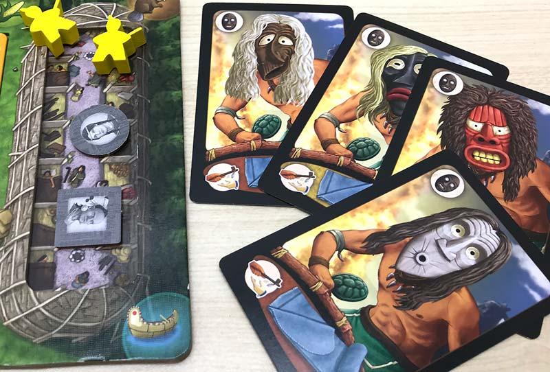 ワンダク:仮面カード