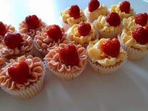 カーネーションのカップケーキ05
