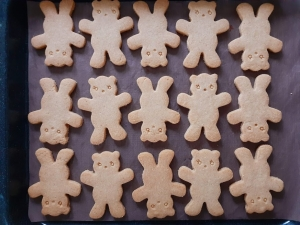 くまクッキーシナモン