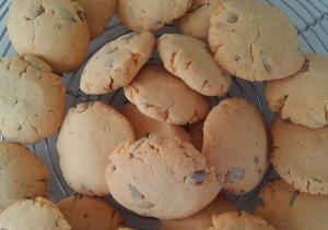 ひまわりクッキーアップ