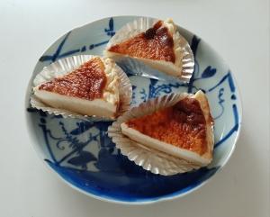 仙川はちみつのチーズケーキ01