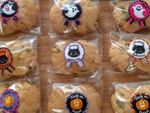 かぼちゃクッキーハロウィン02