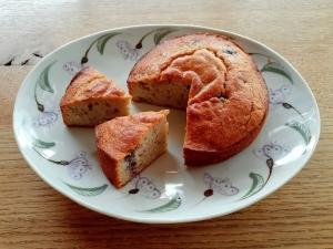 ミックスベリーのケーキ