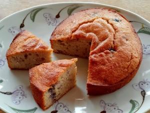 ミックスベリーのケーキ02