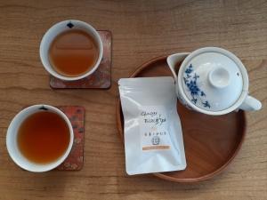 生姜と和紅茶
