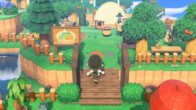あつ 森 キャンプ サイト おしゃれ