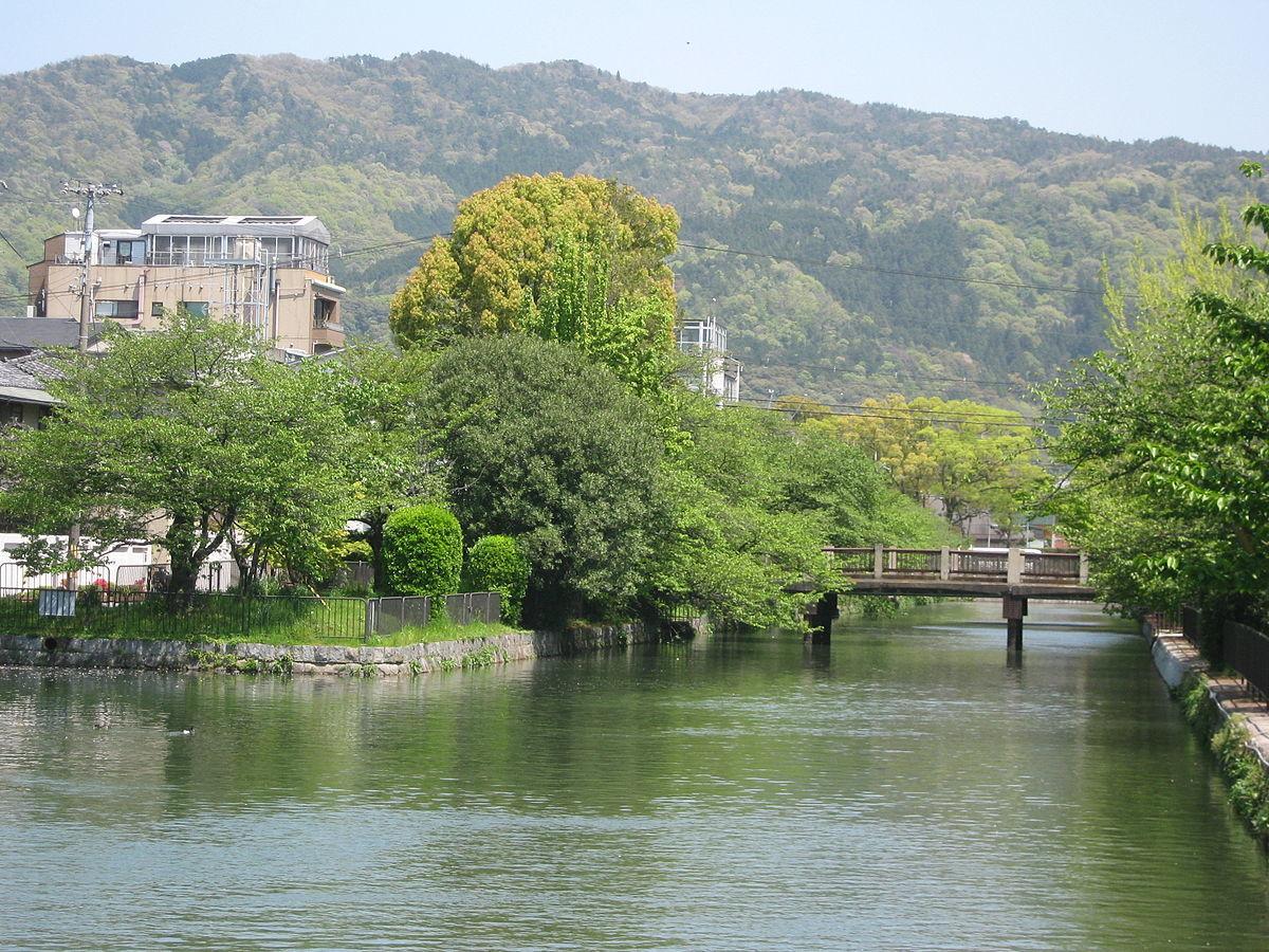 スピリチュアルライフ 琵琶湖流水