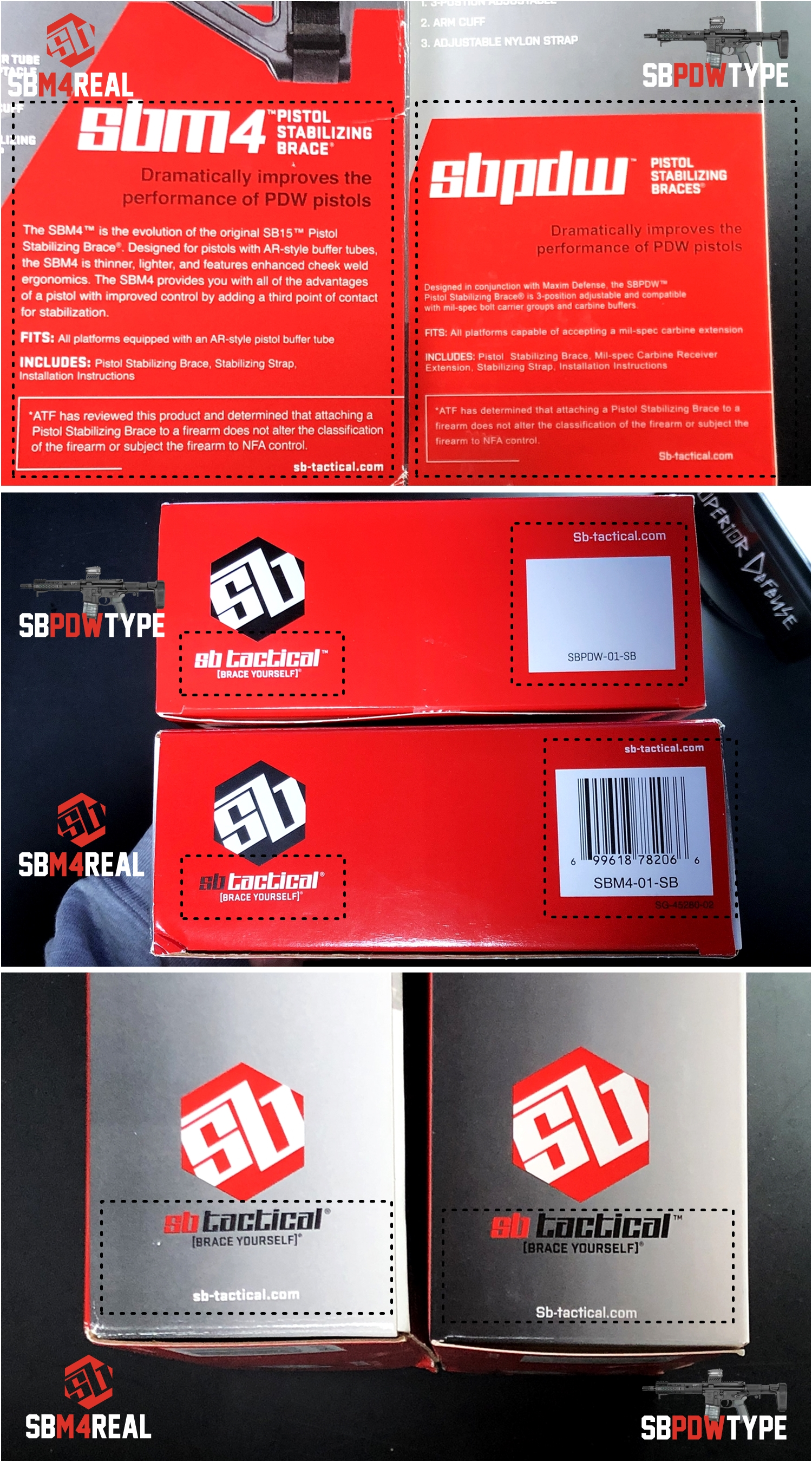 4 SB TACTICAL SB-PDW TYPE!! ちょっと気になって 購入~検証~DIY してみた!! STD電動ガン専用 M4 AR-15 スタビブレース バットストック & NOVESKE GEN3 MB専用 ポン付け ストック スリング プレート作製!!