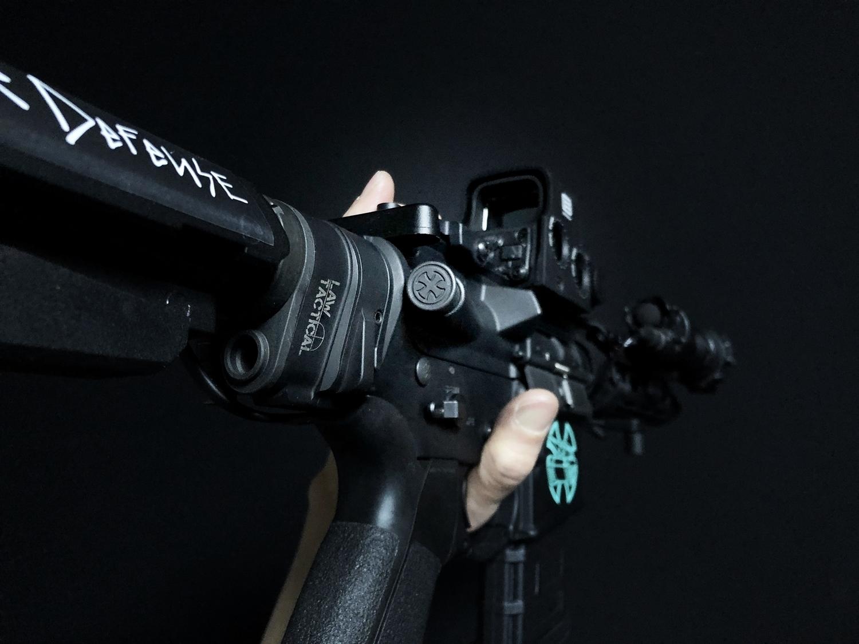 0 実物 NOVESKE MARKED FORWARD ASSIST KIT!! 次世代 AR-15 HILOG M4 N4 プチ DIY カスタム編!! フォワードアシストノブ フォアードアシスト!! 3D DIY 購入 加工 取付 交換 レビュー!!