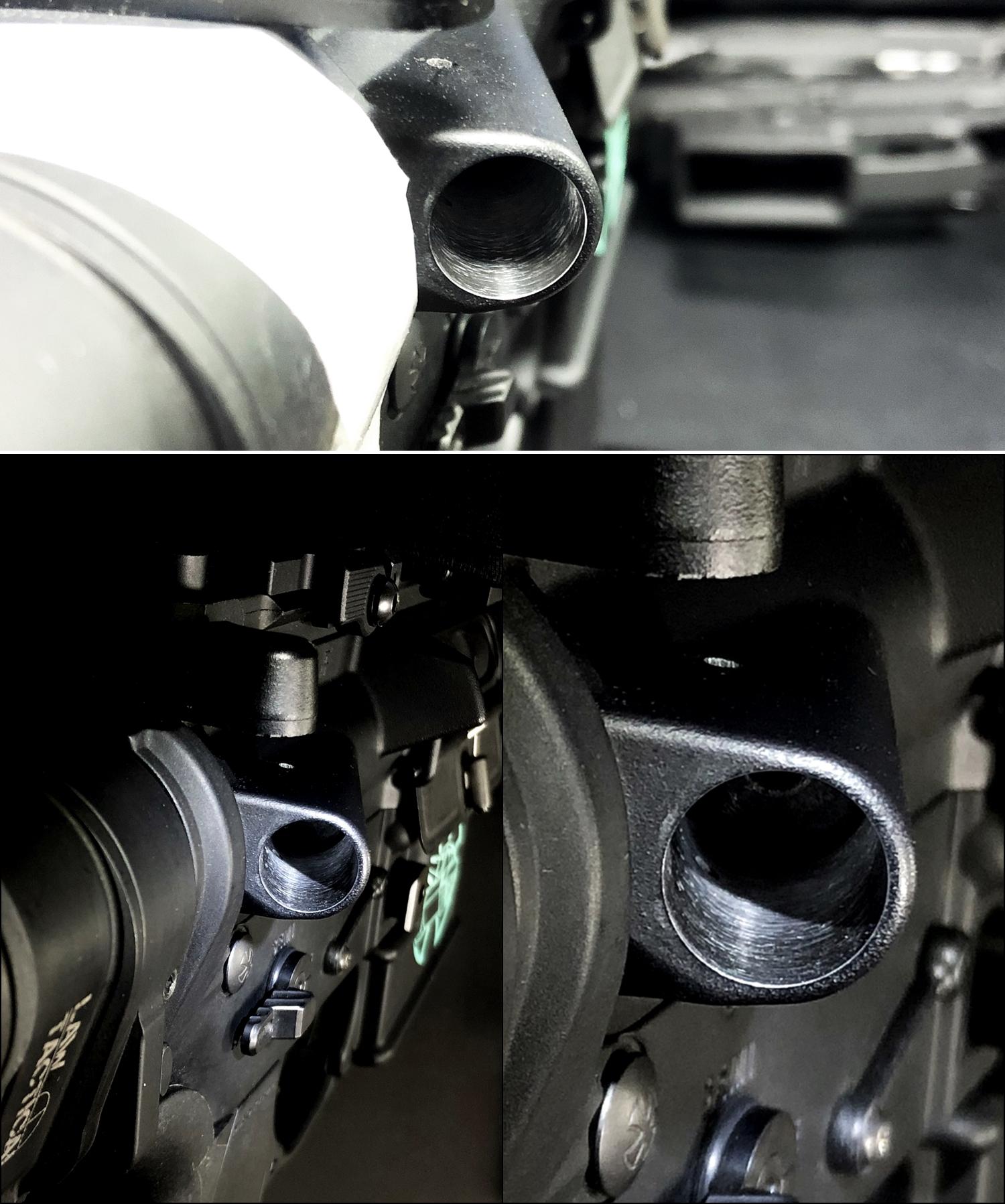 8 実物 NOVESKE MARKED FORWARD ASSIST KIT!! 次世代 AR-15 HILOG M4 N4 プチ DIY カスタム編!! フォワードアシストノブ フォアードアシスト!! 3D DIY 購入 加工 取付 交換 レビュー!!