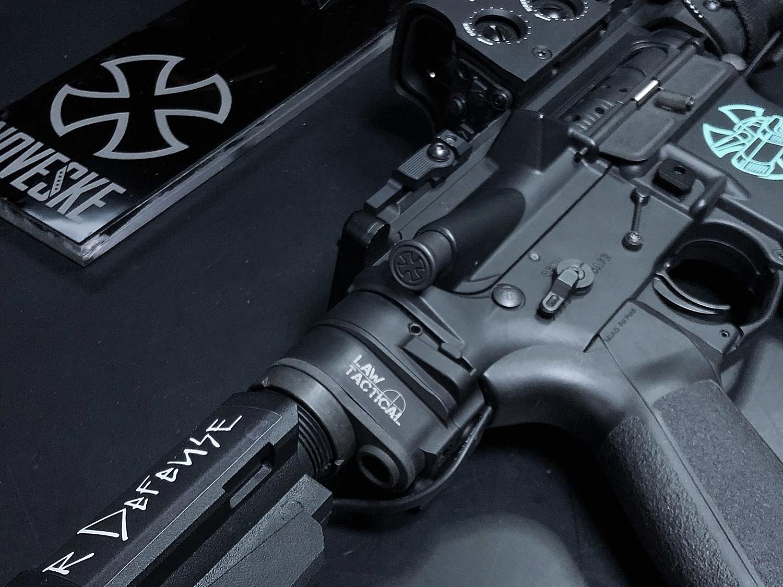 21 実物 NOVESKE MARKED FORWARD ASSIST KIT!! 次世代 AR-15 HILOG M4 N4 プチ DIY カスタム編!! フォワードアシストノブ フォアードアシスト!! 3D DIY 購入 加工 取付 交換 レビュー!!