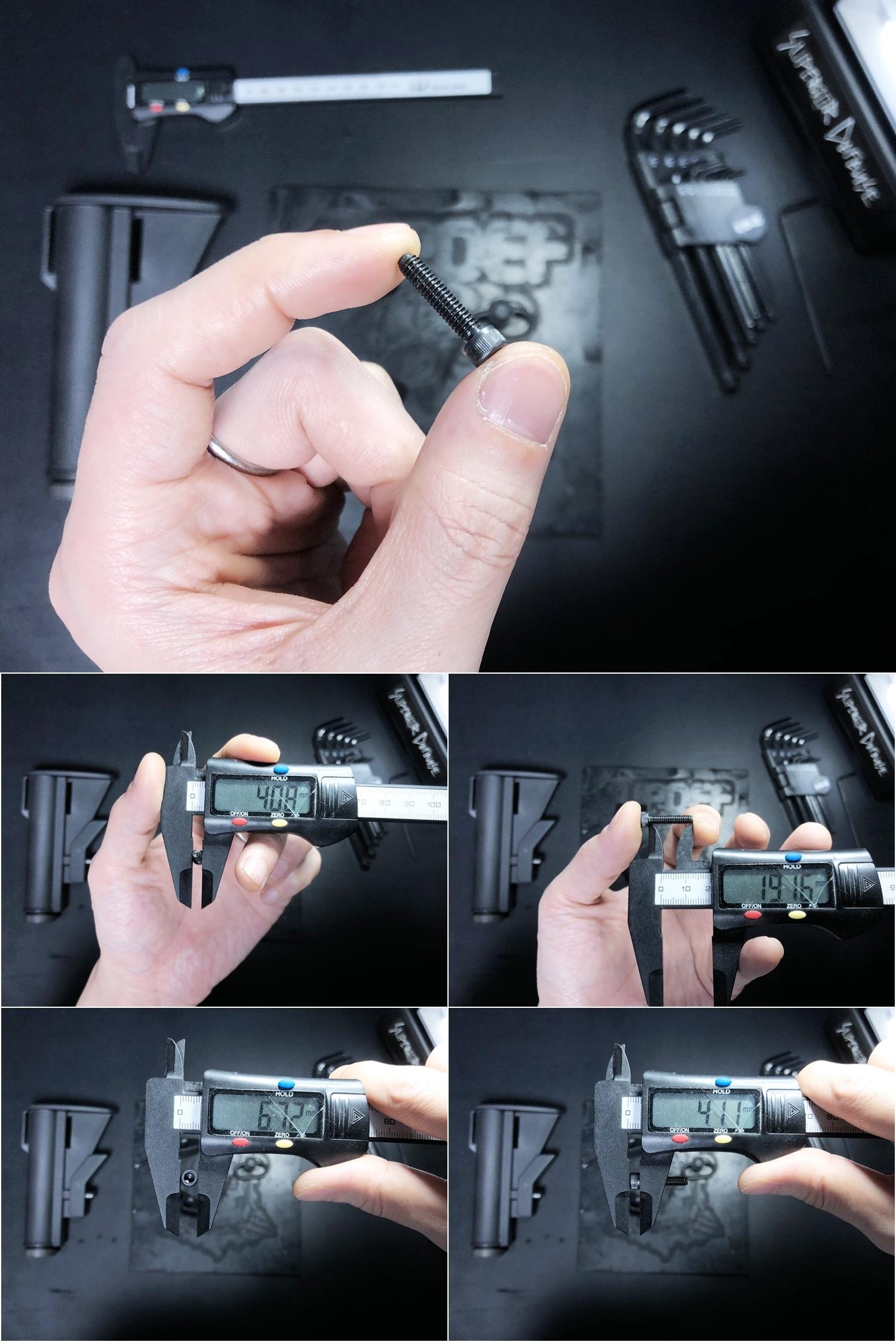 10 実物 Knight's Armament M4 Carbine Buttstock QD Sling Mount Kit & JOHN MASEN DELTA PAD & REMAKE M733 COMMANDOS STOCK!! DIY NOVESKE PIG!! KAC ナイツ QD デルタパッド!! 購入 取付 カスタム レビュー!!