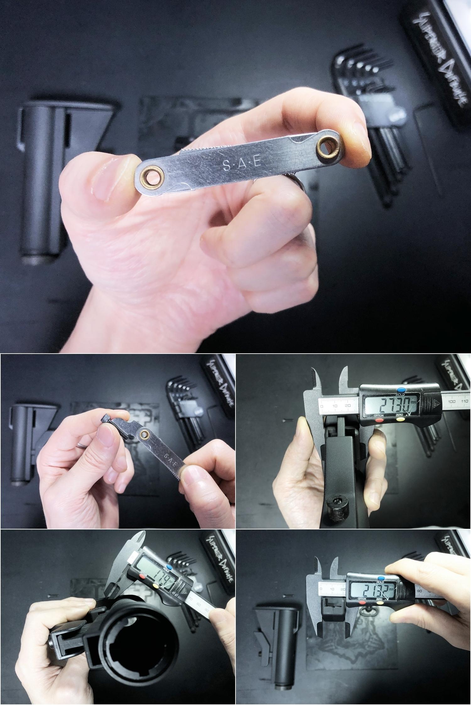 11 実物 Knight's Armament M4 Carbine Buttstock QD Sling Mount Kit & JOHN MASEN DELTA PAD & REMAKE M733 COMMANDOS STOCK!! DIY NOVESKE PIG!! KAC ナイツ QD デルタパッド!! 購入 取付 カスタム レビュー!!