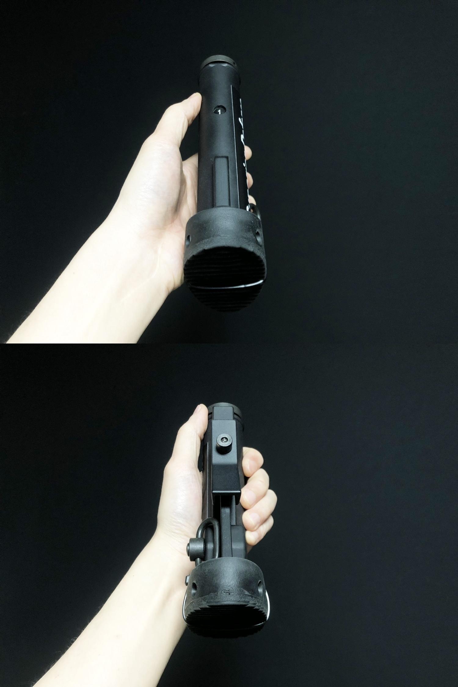 24 実物 Knight's Armament M4 Carbine Buttstock QD Sling Mount Kit & JOHN MASEN DELTA PAD & REMAKE M733 COMMANDOS STOCK!! DIY NOVESKE PIG!! KAC ナイツ QD デルタパッド!! 購入 取付 カスタム レビュー!!