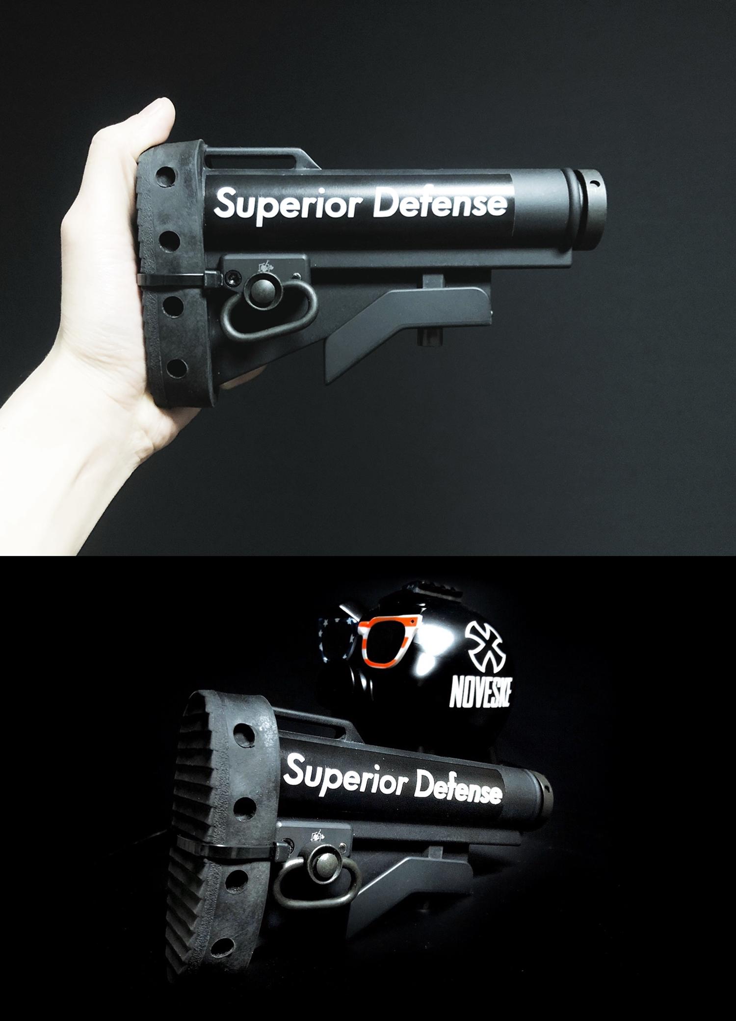 25 実物 Knight's Armament M4 Carbine Buttstock QD Sling Mount Kit & JOHN MASEN DELTA PAD & REMAKE M733 COMMANDOS STOCK!! DIY NOVESKE PIG!! KAC ナイツ QD デルタパッド!! 購入 取付 カスタム レビュー!!
