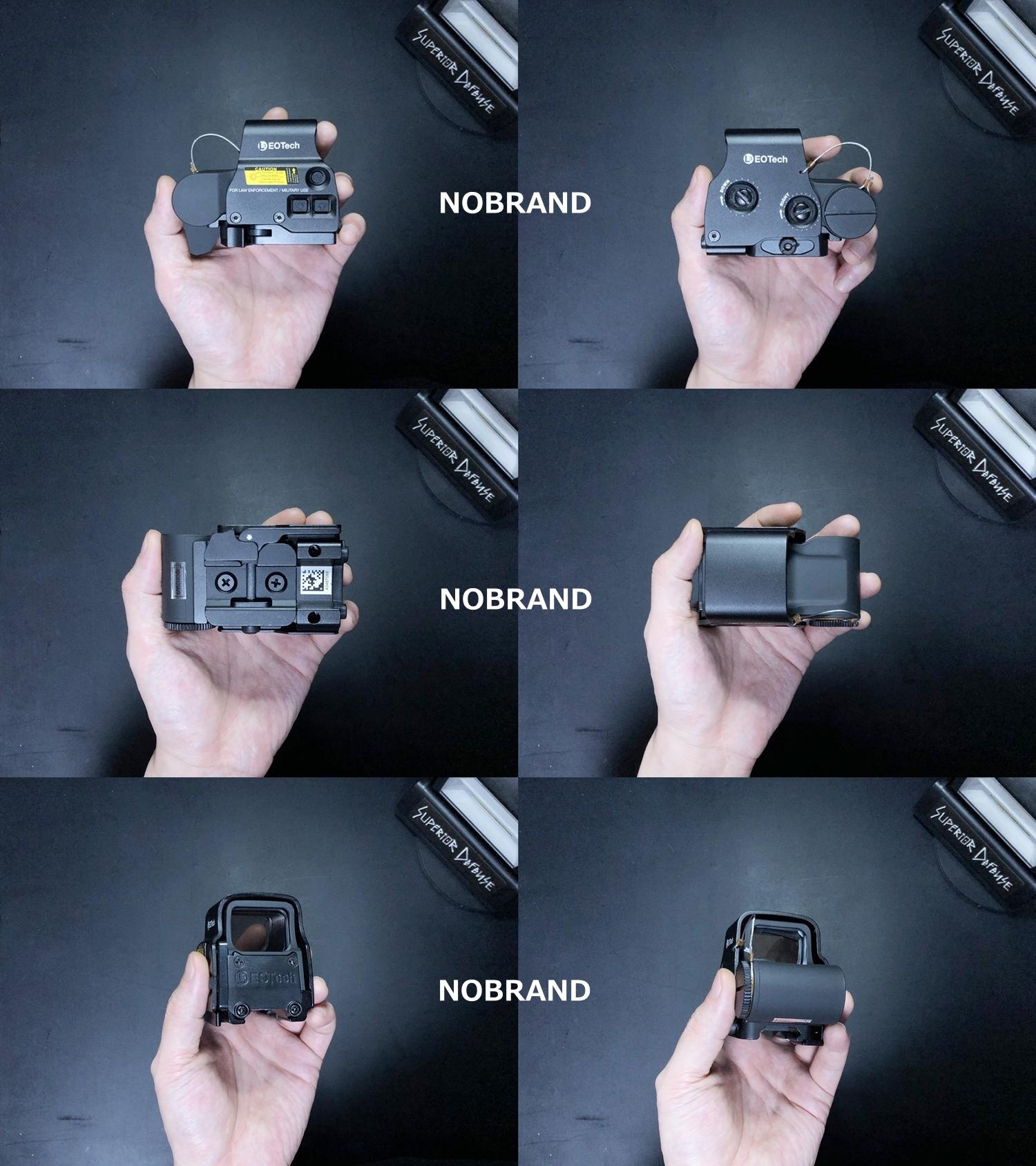 3 EVOLUTION GEAR EOTech EXPS3-0!! 実物 & エボギア & NO BRAND レンズの違い検証!! DEVTRON SCOPECOAT ホロサイト カバー装着!! NOVESKE PIG の仲間が増えました!! 開封 検証 取付 レビュー!!