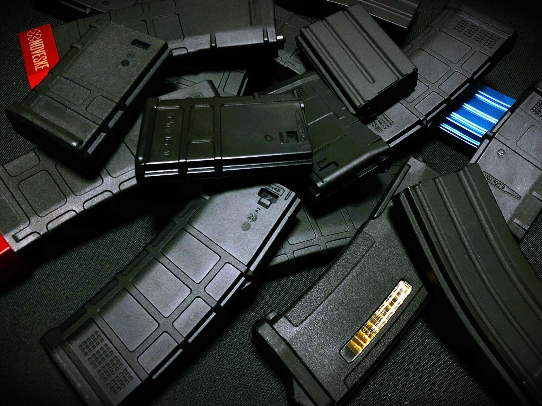 0 実物 NOVESKE TTI PMAG BASE PAD + STD M4 PMAG AMAG GEN3!! DIY HILOG ORIGINAL TTI INNER BASE PAD!! 部品作製 加工 取付 レビュー!!