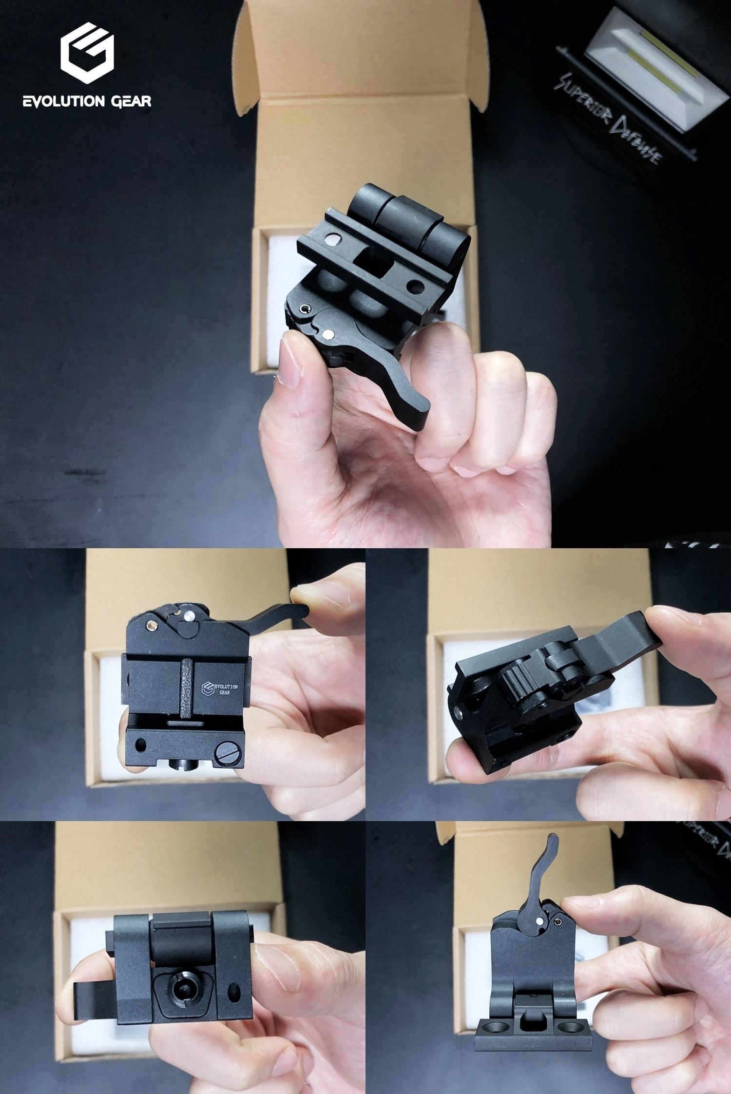 2 EVOLUTION GEAR EOTech G33 MAGNIFIER!! エボギア 3倍 ブースター マグニファイア買ってみた!! 高品質6枚レンズの実力は如何に! 開封 検証 取付 レビュー!! したるの巻!!