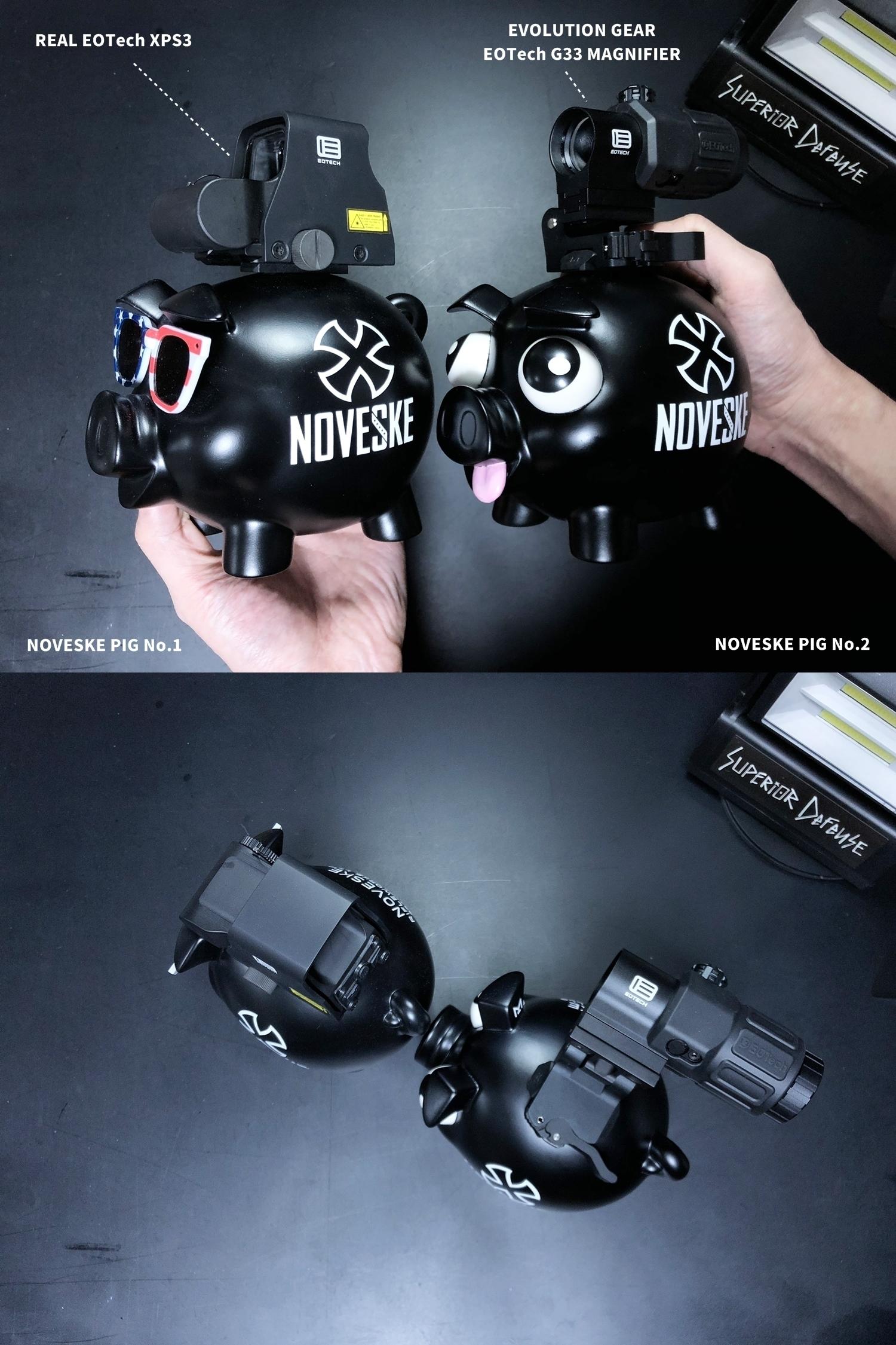 7 EVOLUTION GEAR EOTech G33 MAGNIFIER!! エボギア 3倍 ブースター マグニファイア買ってみた!! 高品質6枚レンズの実力は如何に! 開封 検証 取付 レビュー!! したるの巻!!