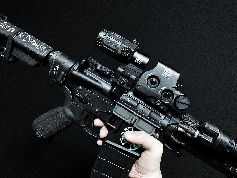12 EVOLUTION GEAR EOTech G33 MAGNIFIER!! エボギア 3倍 ブースター マグニファイア買ってみた!! 高品質6枚レンズの実力は如何に! 開封 検証 取付 レビュー!! したるの巻!!