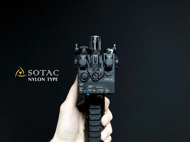 0 SOTAC GEAR DBAL-A2 ANPEQ-15A!! 巷で噂の新製品!!軽量ナイロン製だ!!果たしてLEDライト機能だけなのか! レーザーオミット解除方法!! 購入 検証 比較 解除 取付 レビュー!!