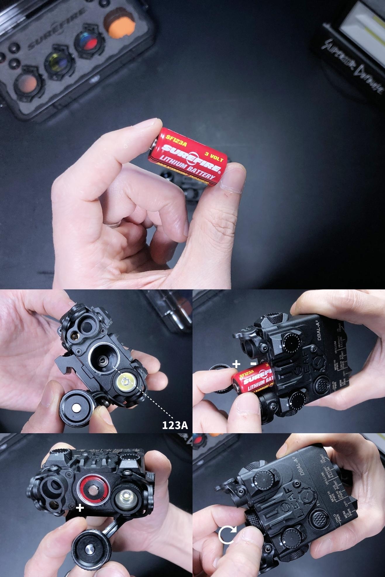 12 SOTAC GEAR DBAL-A2 ANPEQ-15A!! 巷で噂の新製品!!軽量ナイロン製だ!!果たしてLEDライト機能だけなのか! レーザーオミット解除方法!! 購入 検証 比較 解除 取付 レビュー!!