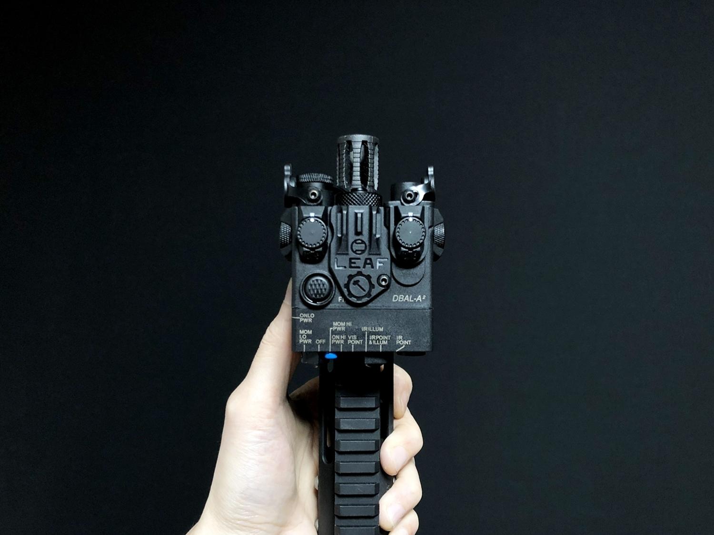 17 SOTAC GEAR DBAL-A2 ANPEQ-15A!! 巷で噂の新製品!!軽量ナイロン製だ!!果たしてLEDライト機能だけなのか! レーザーオミット解除方法!! 購入 検証 比較 解除 取付 レビュー!!