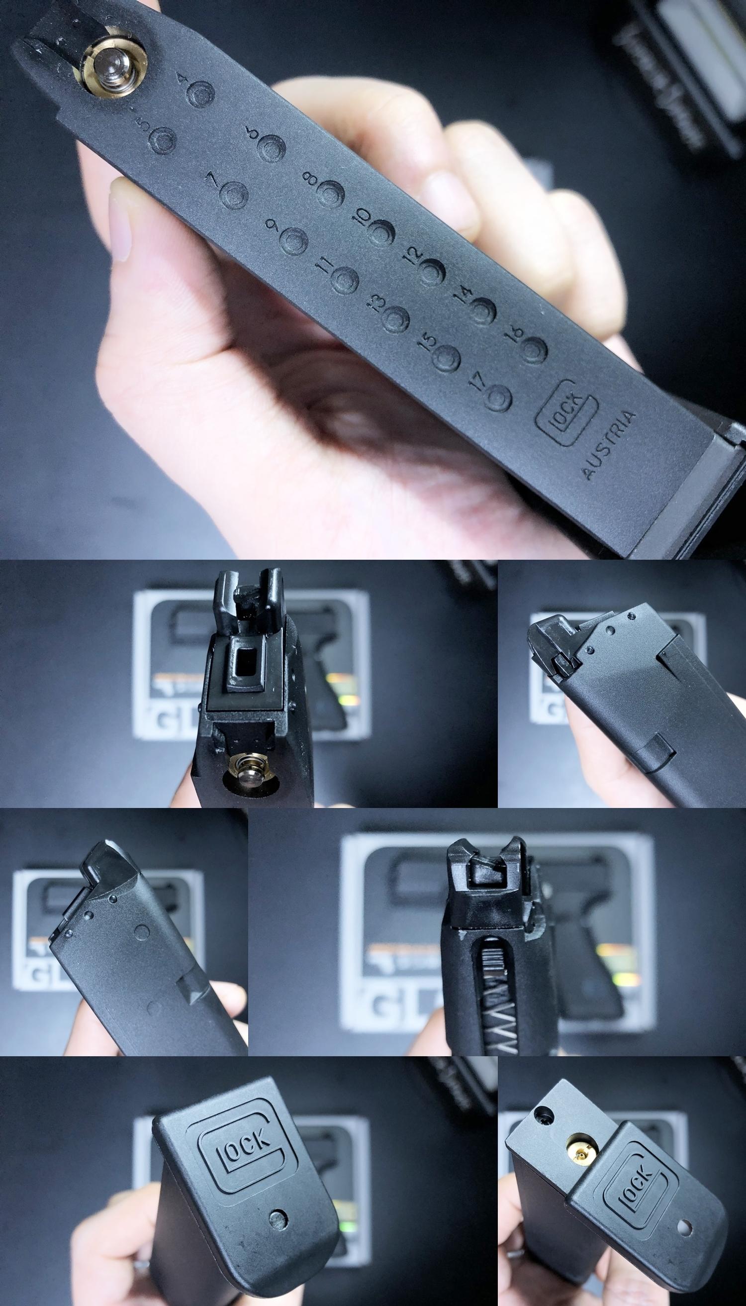 10 UMAREX VFC GLOCK G45 GBB AIRSOFT!! 噂のウマレックス G45 グロック ガスブローバック!! やっと我が家へ着弾 ~ 新品箱出し編!! 購入 開封 初速 計測 検証 比較 通常分解 組立 カスタム レビュー!!