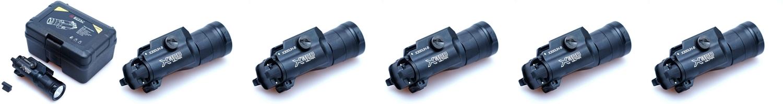 PR1 SOTAC GEAR製 SUREFIRE X300UH-B TYPE GET! GLOCKカスタム 実物 X300U-B X300 シリーズ レプリカ シュアファイア ・ シュアファイヤー ウェポンライト タクティカルライト! 購入 開封 比較 検証 取付 レビュー!