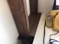 デッドスペース棚DIY17