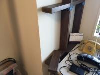 デッドスペース棚DIY22