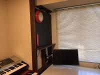 デッドスペース棚DIY37