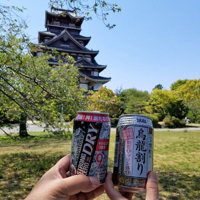 伏見桃山城でコートレット_009