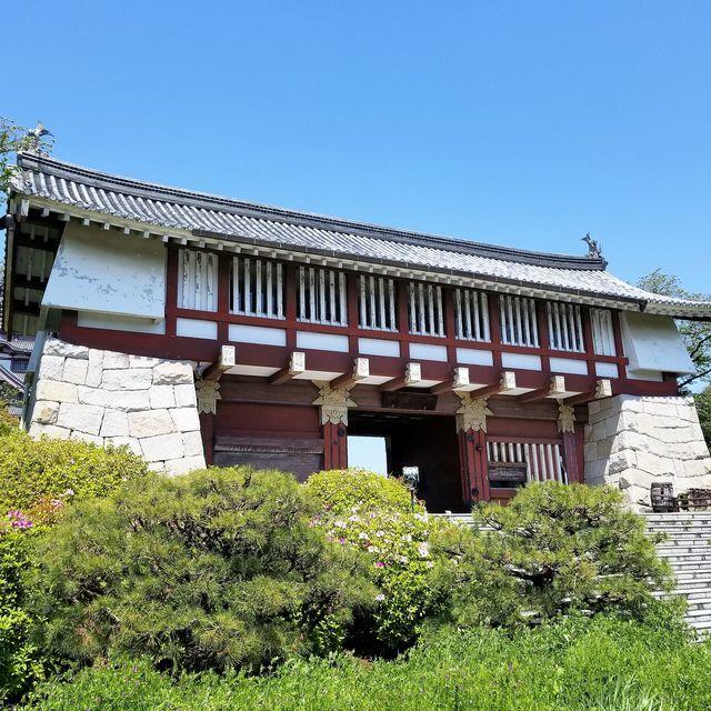 伏見桃山城でコートレット_012