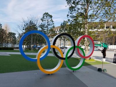 オリンピック②
