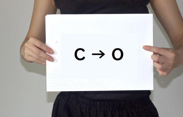 血液型 O型→C型に