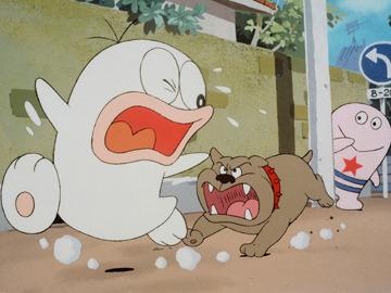 オバケのQ太郎は、何故犬が苦手?