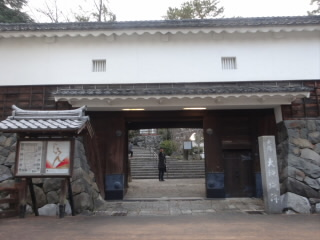 岐阜大垣城