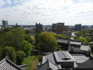 愛知岡崎城